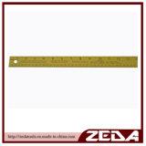 Край 36 дюймов алюминиевый прямой, алюминиевый правитель с преобразованиями (дюймом/метрической градацией) 115