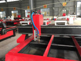 Cortador de folha do metal da máquina Dek-1325 20mm do plasma da estaca do CNC de Hyperterm 105A/125A