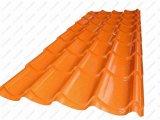 Tuile de toit en acier de couleur ondulée en métal de Gi de Dx51d