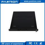 4ports 8ports 16ports 1u Zahnstangen-Montierung 17 '' Schalter LCD-Kvm