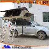 2017 kampierendes Dach-Oberseite-Arbeitsweg-Zelt-kampierendes Gerät