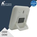 Mini LCD digital magnético compõe o temporizador da cozinha
