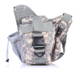 À prova de tácticas militares elegante bolsa à cintura
