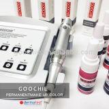 Beroeps van de Make-up van het Machinegeweer van de Tatoegering van de Make-up van Goochie de Semi Permanente Permanente