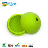 Silicone Round Ice Ball Sphere Maker Moldes para Cocktails