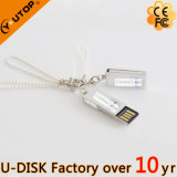 Movimentação do flash do mini USB revolver/giro para o presente da companhia (YT-3204)