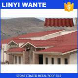 Каменная Coated плитка крыши металла для Ганы и Кении