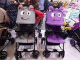 Qualitäts-Preis-buntes Baby-Spaziergänger-Baby-faltender Spaziergänger von der Fabrik