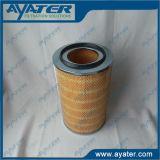 Ayater suministra el cartucho de filtro del aire comprimido de Copco de 1621054700 atlas