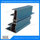 Je forme la bande thermique de polyamide utilisée dans Windows en aluminium/portes