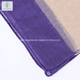 Neue grosse Größen-Mehrfarbenstrand-Schal-Dame Fashion Silk Scarf