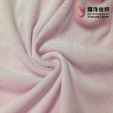 En tricot de velours de la CVC /Tissu tricoté velours 80/20