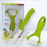 Regalo de Empresa conjunto dispensador de cuchilla de fruta de cerámica