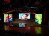 P4, P5, P6, P6.25 LED Video Wall en panel de visualización en interiores o exteriores (500 * 500 mm gabinete de tamaño)