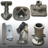 Aufbau-Teil-Präzision oder Sand-Gussteil-Stahl-Material
