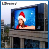 HD Resolution Outdoor Full Color LED Screen Display para Publicidade