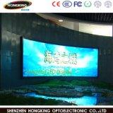 Visualizzazione di comitato dell'interno di P7.62 RGB LED Ledwall per installazione permanente