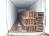 Feixe de aço do material de construção H para a estrutura de edifício