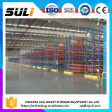 Armazém Armazenamento Pallet Rack Empilhadeira Drive in Freezer Use Q345 Steel Cold Storage Racking