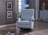 Cadeira de microfibra reclinável para relaxar para o bebê