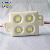4 pedazos del LED saltaran el módulo de 0.96W LED