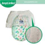 中国の工場赤ん坊の使用のための使い捨て可能で柔らかい乾燥した赤ん坊のトレーニングのズボン