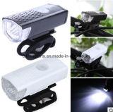 Luz de bicicletas recarregável de alta potência