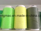 filato di verde di erba 900d FDY pp per le tessiture