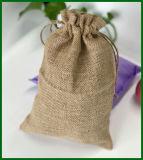 Weihnachtsgeschenk-Kaffee-Leinwand-Jutefaser-Beutel