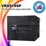 Linea elettrica diVendita schiera Subwoofer DJ della strumentazione professionale di Vrx918sp