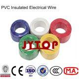 il EL variopinto di rame di 1.5mm collega il collegare elettricamente H07V-U della costruzione del PVC del cavo elettrico