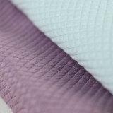 Toalla blanca del hotel del algodón de la venta al por mayor de la fabricación de China