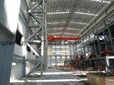 効率的な費用の鋼鉄構築および現代デザインの速いインストール