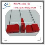 13.56MHz RFIDの一度限りのシールの札