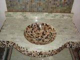 Contre- dessus/dessus de granit contre-/dessus cuisine de Tan Brown