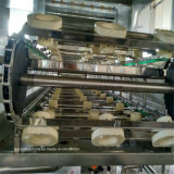 De alto rendimiento automático botella barril 19L de agua llenar maquinaria