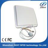 Lecteur intégré extérieur ultramoderne UHF RFID de 6 m