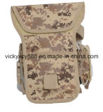 Outdoor Camouflage Cycling Tactical Military Waist Leg Hunting Bag (CY3610)