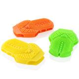 スキンケアボディマッサージャーのためのマッサージの手袋の細く