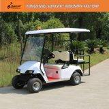 後部ジャンパーのシートが付いている実用的な手段2+2-Seaterのゴルフカート