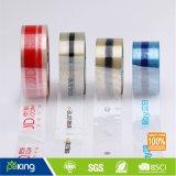 Selbstklebendes gedrucktes Verpackungs-Band des Firmenzeichen-BOPP