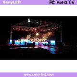 段階の使用料LEDのフルカラーのビデオLED表示(P5mm)
