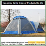 Three Season Japan Outdoor Leisure Camping Tent 6 Pessoa
