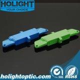 Adaptador E2000 da fibra ao azul simples da manutenção programada E2000
