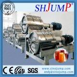 Fornecedor profissional de linha de processamento de plantas de máquinas de suco de amendoim