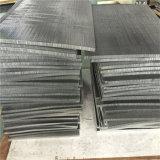 Part en aluminium d'âme en nid d'abeilles pour l'usage de construction (HR682)