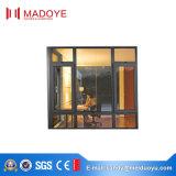 Incline e gire a janela de alumínio com Hardware Alemão