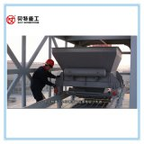 De Zak Dedustor van Nomex 80 T/H Het Mengen zich van het Asfalt van de Milieubescherming Installatie met Lage Emissie
