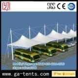 Facilité d'installation de la tente de l'autocar de Big Bus