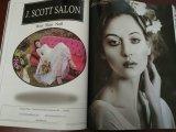 La impresión de revistas, coloridas impresión, encuadernación, Softcover Perfectt